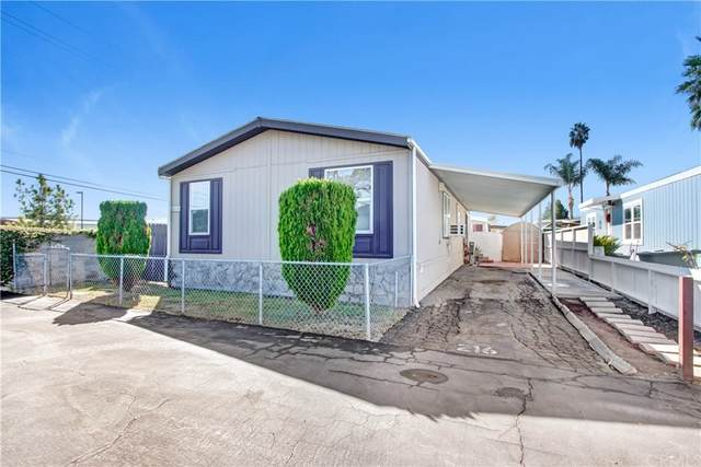 15050 Monte Vista Avenue #216, Chino Hills, CA 91709 (#CV21219882) :: Team Tami