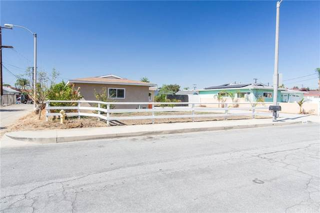 13420 3RD Street, Chino, CA 91710 (#IV21229247) :: The Laffins Real Estate Team