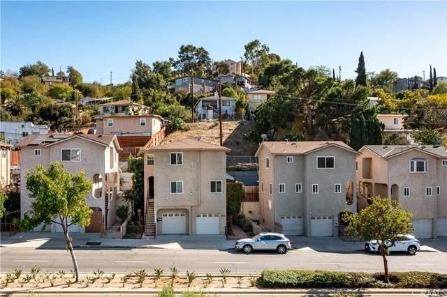 3736 City Terrace Drive, City Terrace, CA 90063 (#MB21163262) :: Blake Cory Home Selling Team
