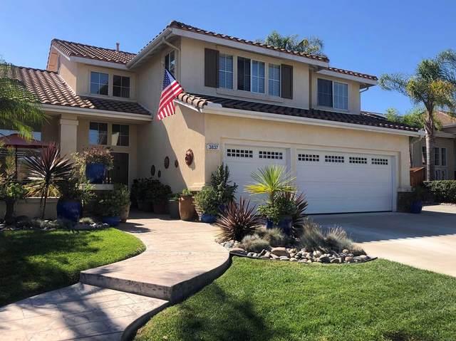 3837 Via Del Rancho, Oceanside, CA 92056 (#NDP2111817) :: Blake Cory Home Selling Team