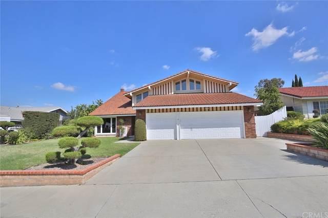2310 Cherry Gate Way, Hacienda Heights, CA 91745 (#TR21228270) :: Blake Cory Home Selling Team