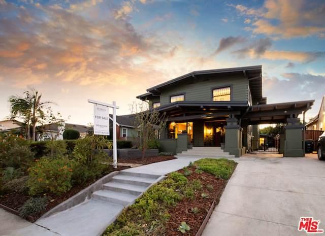 5415 West Boulevard, Los Angeles (City), CA 90043 (#21795964) :: The Laffins Real Estate Team