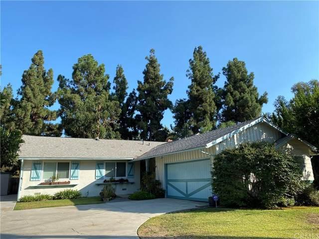 13542 Dalmatian Avenue, La Mirada, CA 90638 (#SW21229538) :: The Laffins Real Estate Team