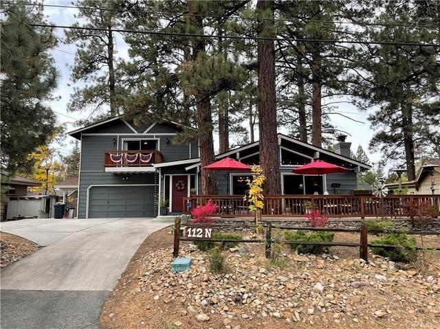 112 Eureka Drive, Big Bear, CA 92315 (#EV21229545) :: RE/MAX Empire Properties