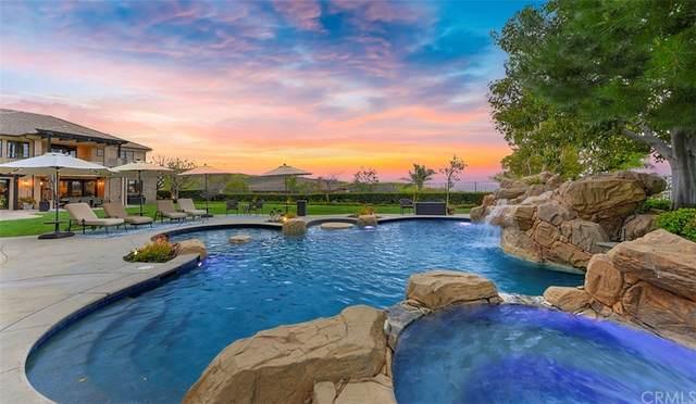 21671 Casino Ridge Road, Yorba Linda, CA 92887 (#PW21225284) :: The Laffins Real Estate Team