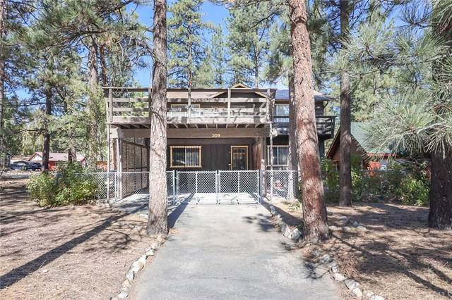 309 W North Shore Drive, Big Bear, CA 92314 (#EV21229189) :: Mark Nazzal Real Estate Group