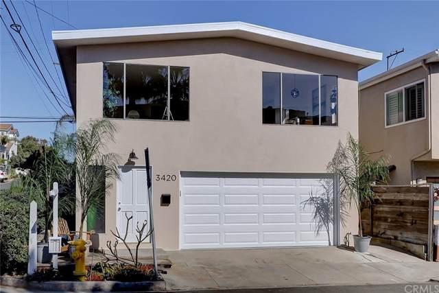3420 Alma Avenue, Manhattan Beach, CA 90266 (#SB21207643) :: The Parsons Team