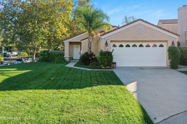 15298 Sosna Court, Moorpark, CA 93021 (#221005609) :: The Laffins Real Estate Team