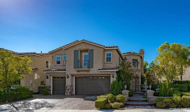 17708 Sweetgum Lane, Canyon Country, CA 91387 (#SR21229288) :: The Laffins Real Estate Team