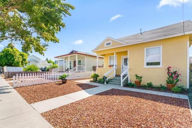 551 Branch Street, San Luis Obispo, CA 93401 (#SC21229165) :: Z REALTY
