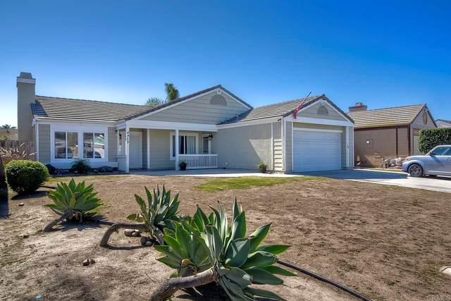 4459 Bermuda Dunes Place, Oceanside, CA 92057 (#NDP2111819) :: Blake Cory Home Selling Team