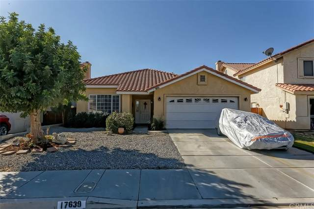 17639 Hudson Drive, Victorville, CA 92395 (#TR21229587) :: RE/MAX Freedom