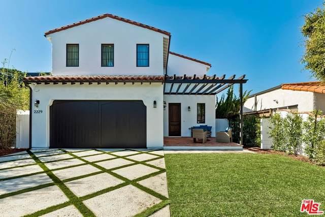2229 Walnut Avenue, Venice, CA 90291 (#21791658) :: CENTURY 21 Jordan-Link & Co.