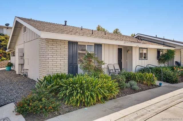 3615 Vista Bella #20, Oceanside, CA 92057 (#210029068) :: Blake Cory Home Selling Team