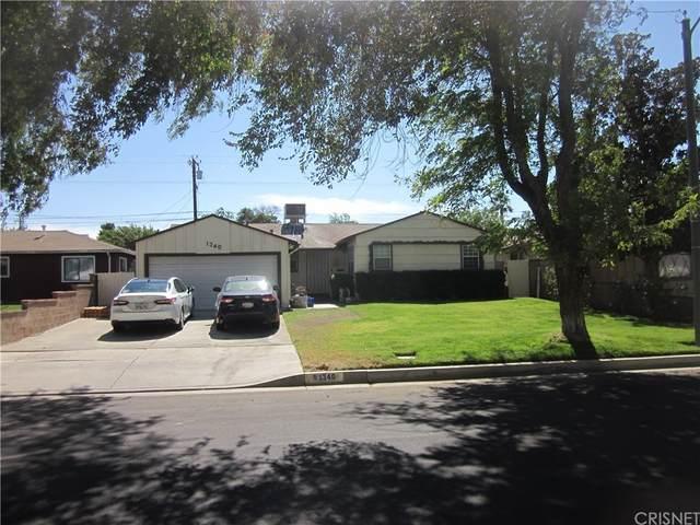 1340 W Kildare Street, Lancaster, CA 93534 (#SR21229537) :: Necol Realty Group