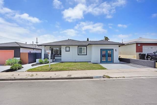 1532 Altadena Ave, San Diego, CA 92102 (#210029071) :: Blake Cory Home Selling Team
