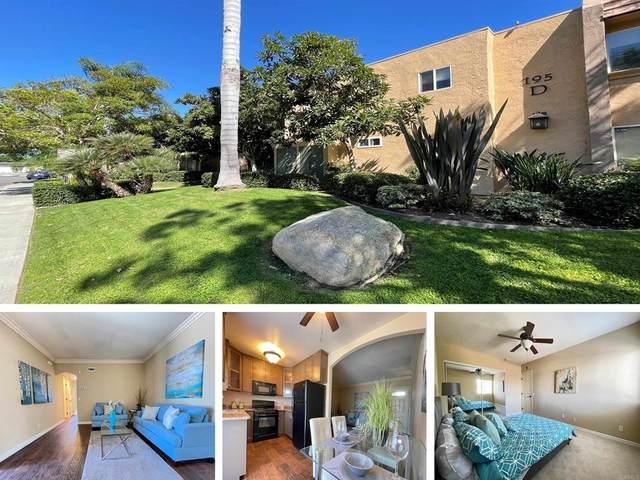 195 Avenida Descanso #223, Oceanside, CA 92057 (#NDP2111821) :: Blake Cory Home Selling Team