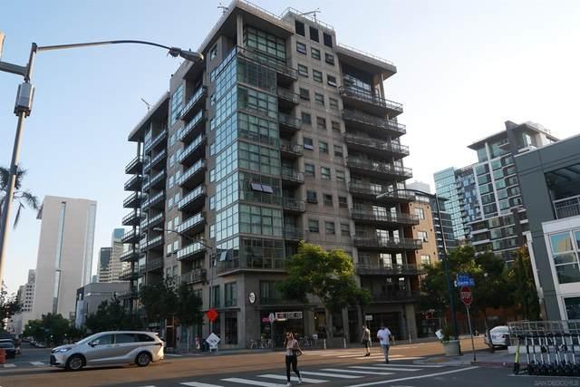 1494 Union Street #307, San Diego, CA 92101 (#210029072) :: RE/MAX Empire Properties