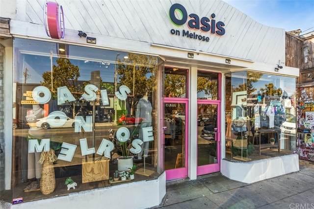 7414 Melrose Avenue, Los Angeles (City), CA 90046 (#WS21229627) :: The Parsons Team