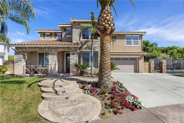 1457 Morab Way, Norco, CA 92860 (#IG21225748) :: Blake Cory Home Selling Team