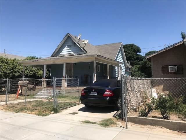 283 E L Street, Colton, CA 92324 (#EV21229635) :: Blake Cory Home Selling Team