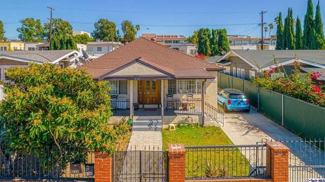 836 838 N Edgemont, Los Angeles (City), CA 90029 (#320008079) :: RE/MAX Empire Properties
