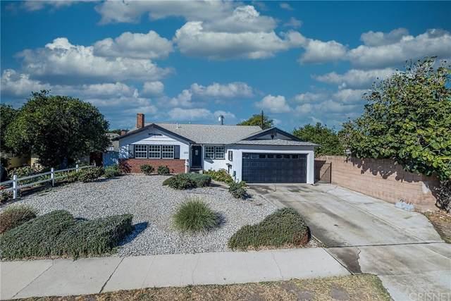 10447 Gaviota Avenue, Granada Hills, CA 91344 (#SR21228391) :: Blake Cory Home Selling Team