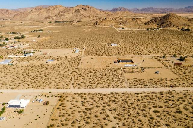 0 Clark Road, Lucerne Valley, CA 92356 (#540163) :: RE/MAX Freedom