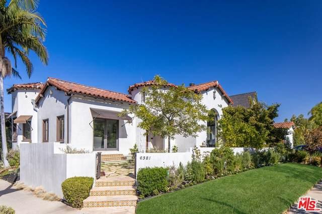 6381 Lindenhurst Avenue, Los Angeles (City), CA 90048 (#21795554) :: RE/MAX Masters