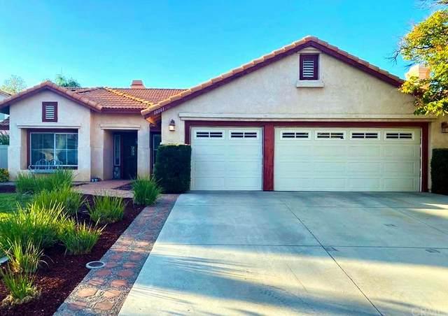 10101 Cartagena Drive, Moreno Valley, CA 92557 (#IV21228688) :: Blake Cory Home Selling Team
