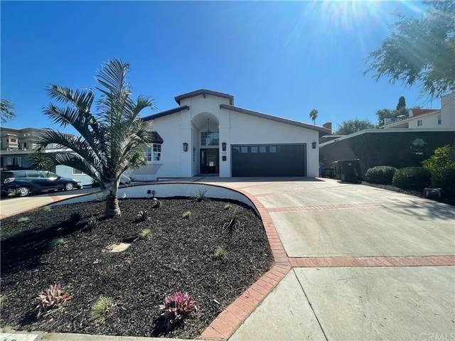 142 Via Alameda, Redondo Beach, CA 90277 (#SB21229271) :: Robyn Icenhower & Associates