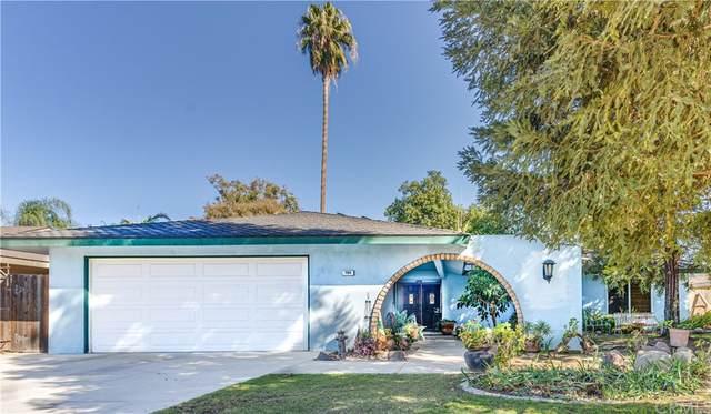 700 Sesnon Street, Bakersfield, CA 93309 (#SC21229722) :: Blake Cory Home Selling Team