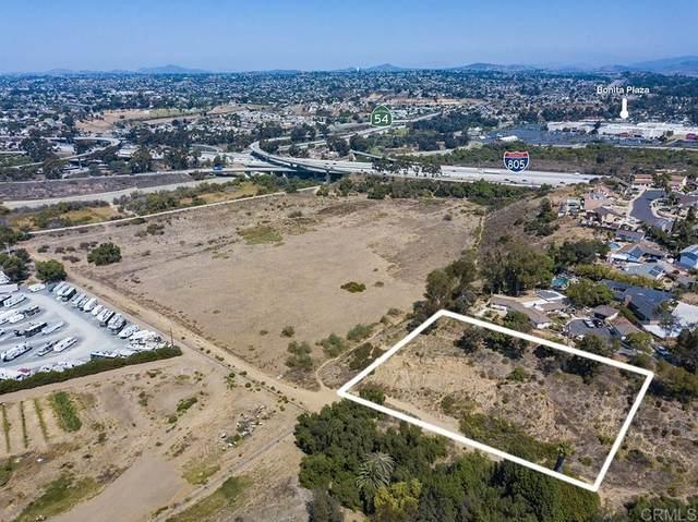 0 First Ave, Chula Vista, CA 91910 (#PTP2107277) :: Blake Cory Home Selling Team