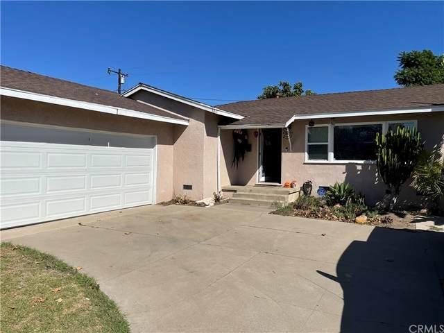 521 S Townsend Street, Santa Ana, CA 92703 (#PW21229734) :: CENTURY 21 Jordan-Link & Co.