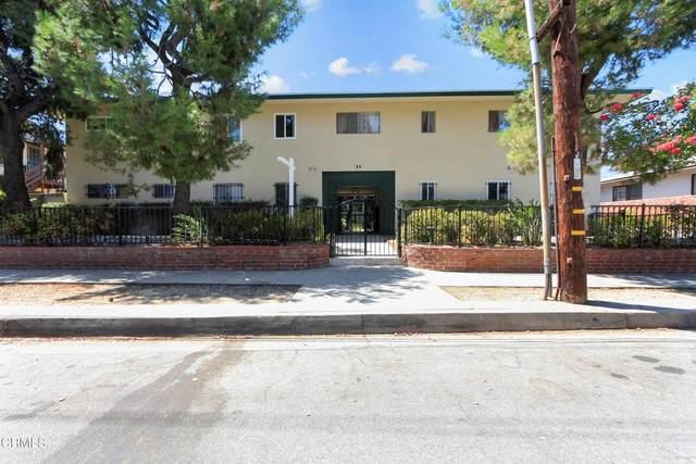 35 El Nido Avenue #8, Pasadena, CA 91107 (MLS #P1-7107) :: ERA CARLILE Realty Group
