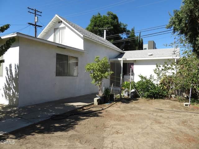 507 Vine Street, Glendale, CA 91204 (#P1-7108) :: Compass