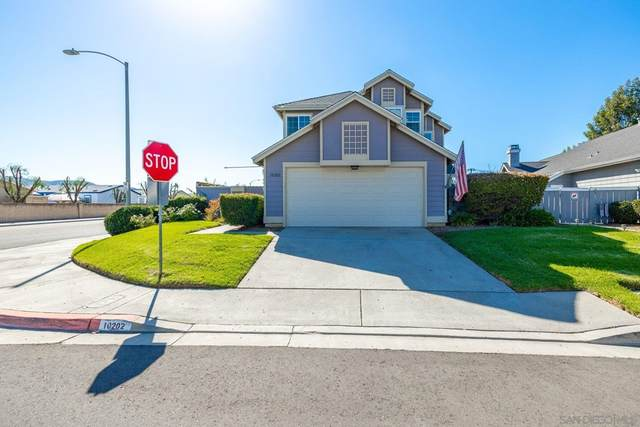 10202 New Bedford Ct, Lakeside, CA 92040 (#210029083) :: RE/MAX Empire Properties