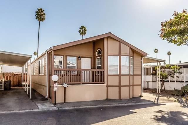 195 Blossom Hill Road #204, San Jose, CA 95123 (#ML81863976) :: Legacy 15 Real Estate Brokers