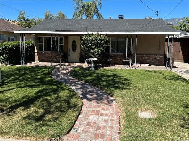 650 W 33RD Street, San Bernardino, CA 92405 (#CV21229767) :: Zutila, Inc.