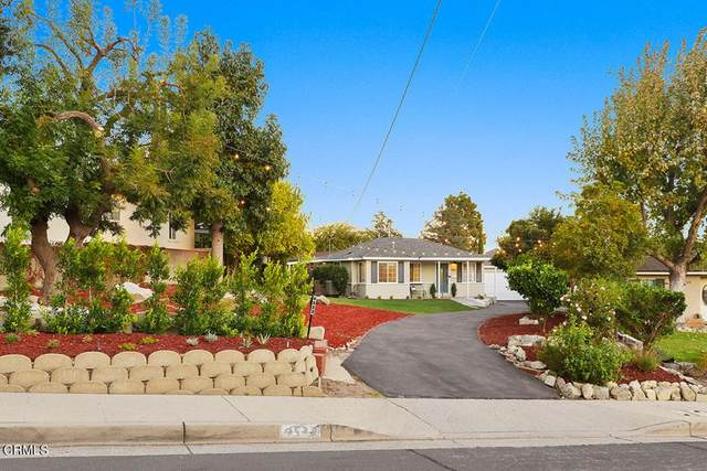 4532 Dunsmore Avenue, La Crescenta, CA 91214 (#P1-7109) :: Legacy 15 Real Estate Brokers