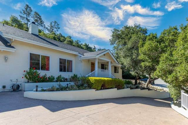 25415 Hidden Mesa Road, Monterey, CA 93940 (#ML81867020) :: Team Forss Realty Group