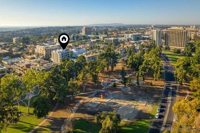 3265 5th Ave, San Diego, CA 92103 (#210029088) :: Blake Cory Home Selling Team