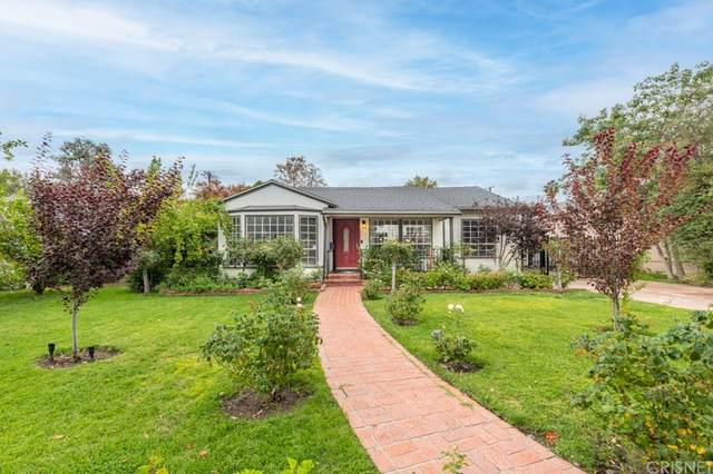 16668 La Maida Street, Encino, CA 91436 (#SR21229685) :: Blake Cory Home Selling Team