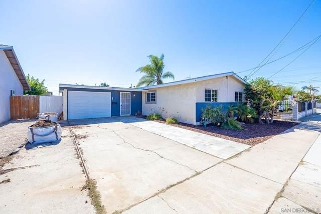 5013 Conrad Ave, San Diego, CA 92117 (#210029089) :: Blake Cory Home Selling Team