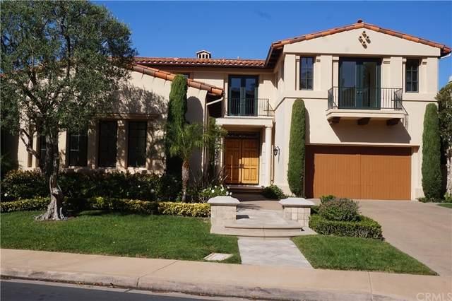 7 Vista Lesina, Newport Coast, CA 92657 (#NP21229787) :: Legacy 15 Real Estate Brokers