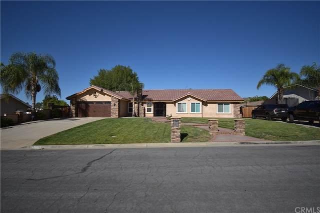 12201 Mary Lee Way, Moreno Valley, CA 92555 (#IV21229740) :: Blake Cory Home Selling Team