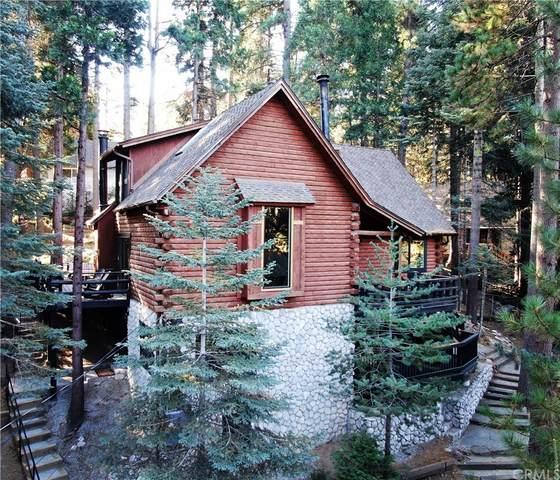 26707 Lake Forest Drive, Twin Peaks, CA 92391 (#EV21229728) :: Blake Cory Home Selling Team