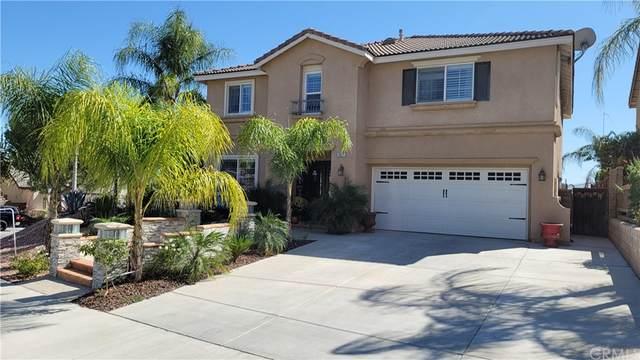 24975 Sunset Vista Avenue, Menifee, CA 92584 (#IV21227243) :: Cochren Realty Team | KW the Lakes