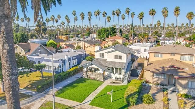 4627 5th Avenue, Los Angeles (City), CA 90043 (#DW21229710) :: CENTURY 21 Jordan-Link & Co.
