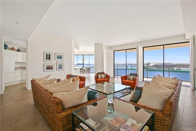 1310 E Ocean Boulevard #1403, Long Beach, CA 90802 (#PW21229712) :: Legacy 15 Real Estate Brokers